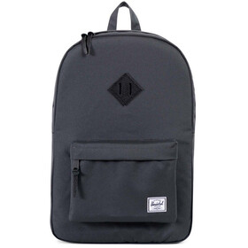 Herschel Heritage Backpack Unisex, dark shadow/black